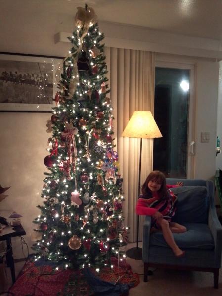 Oh, Christmas Tree :)